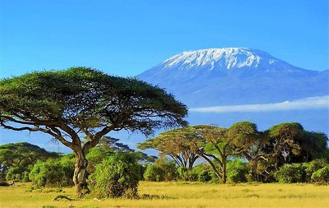 Восточная Африка, Танзания