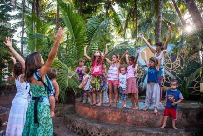 Отдых в Индии с детьми