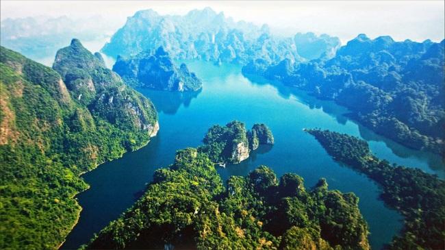 Таиланд. Национальный парк «Као Сок»