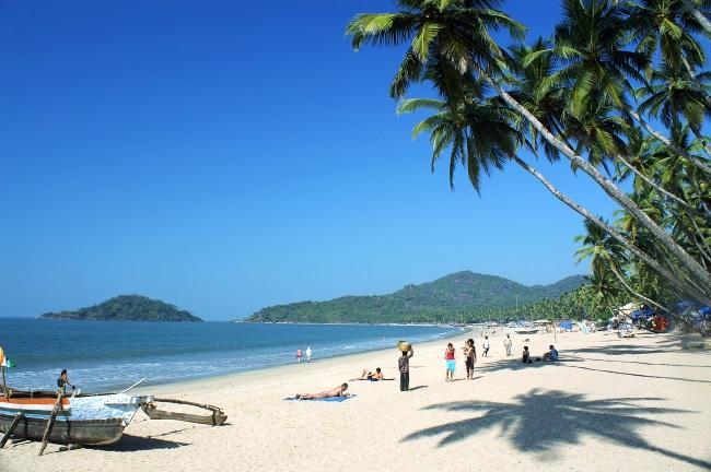 Пляж Индии